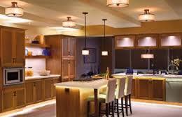 Lighting Design Services Kitchen