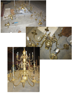 Chandelier restoration atlanta ga chandeliers are often kept for generations as heirlooms as they age and move from place to place sometimes bad things happen pieces can go missing aloadofball Images