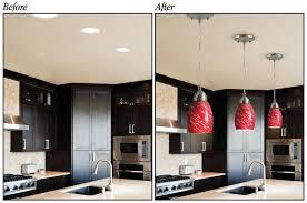 recessed lighting recess conversion